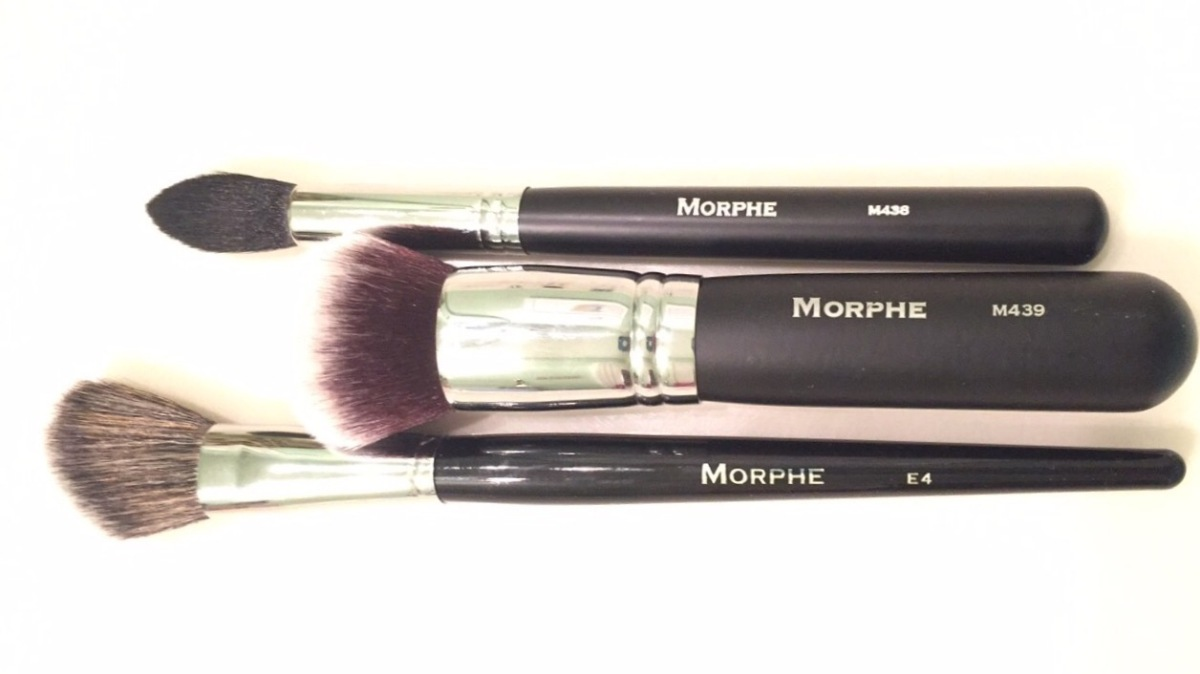 first ever MORPHE brushes!! Do they live up to the hype?