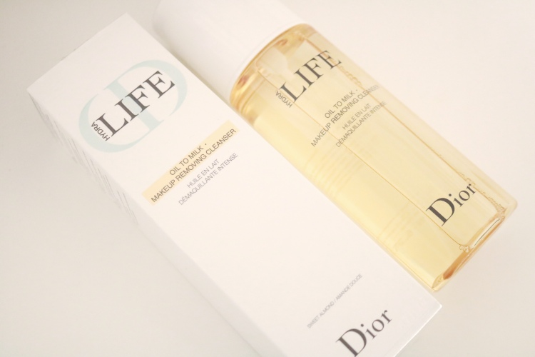 Dior Oil to Milk Makeup Removing Cleanser