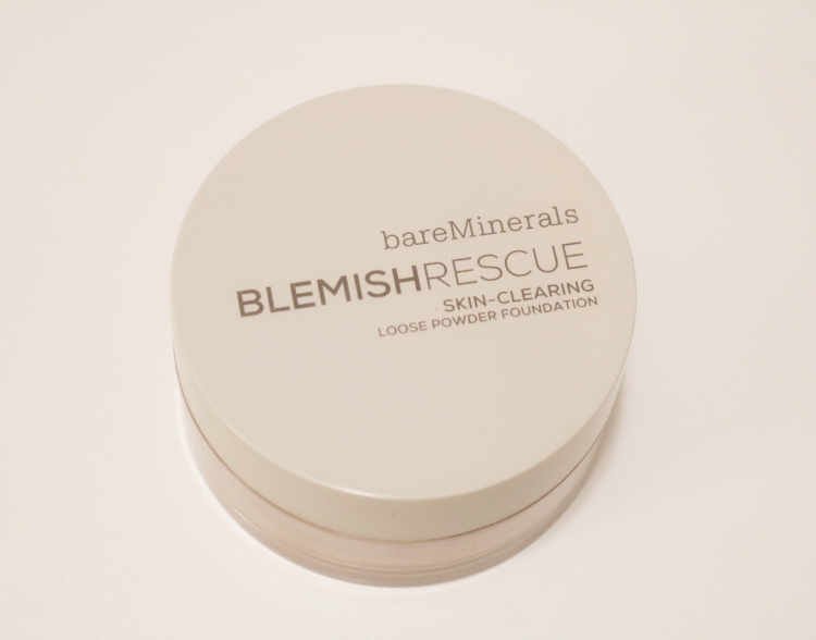 Bare Minerals Blemish Rescue Loose Powder Foundation