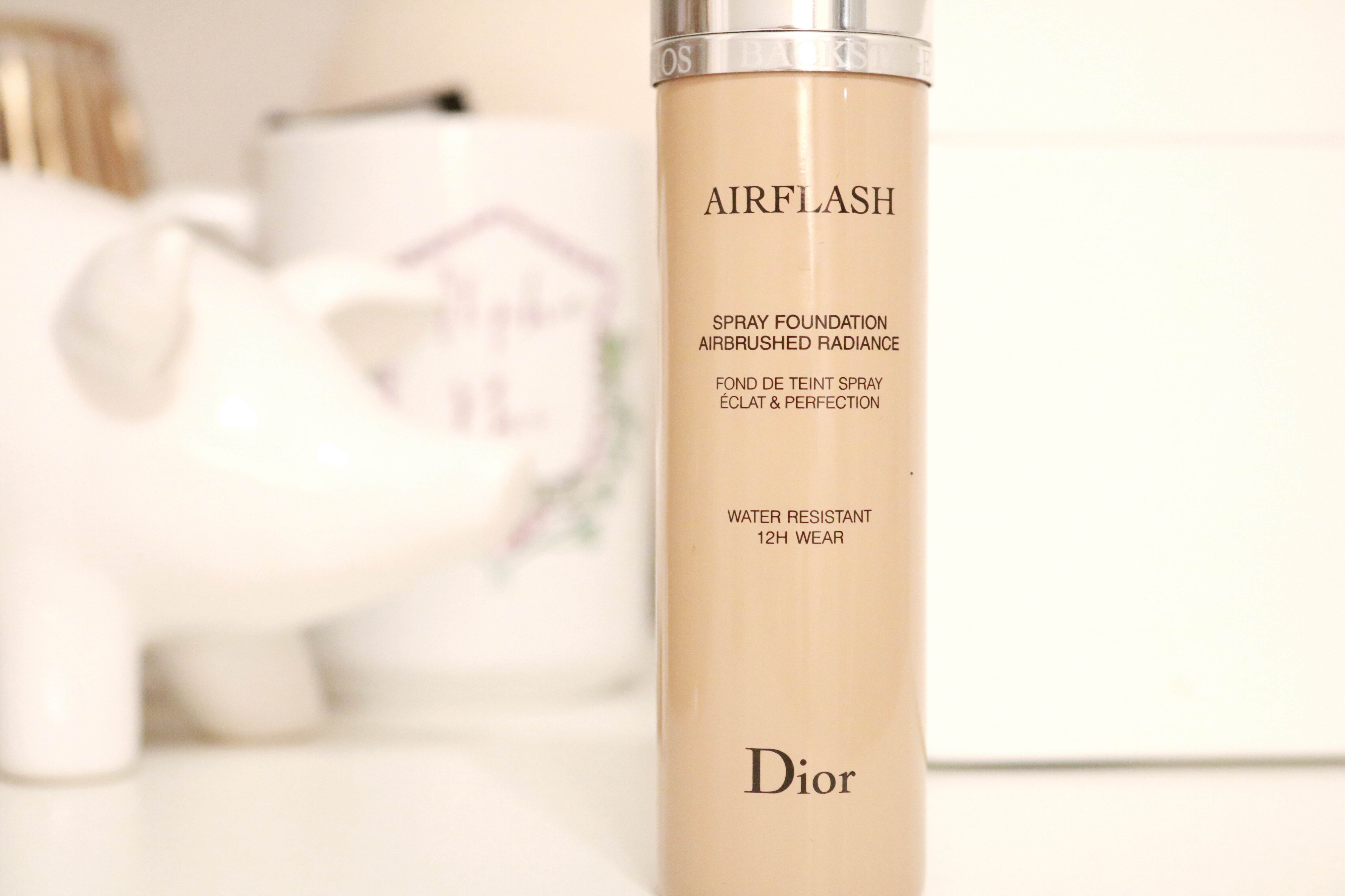 Dior Airflash foundation