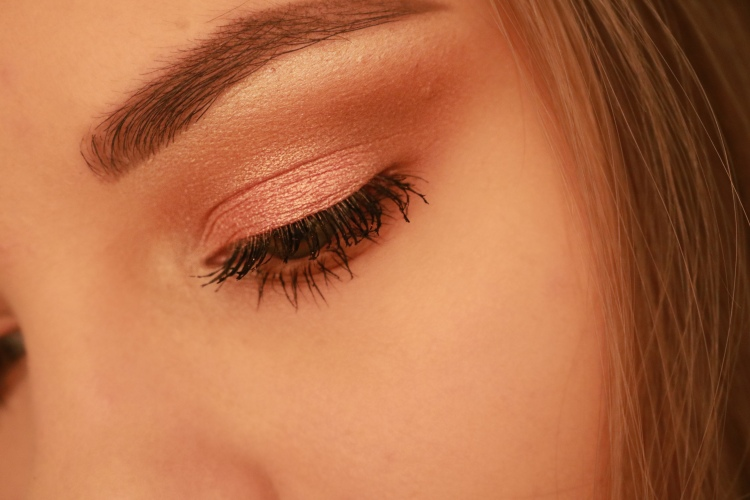 vday makeup closeup