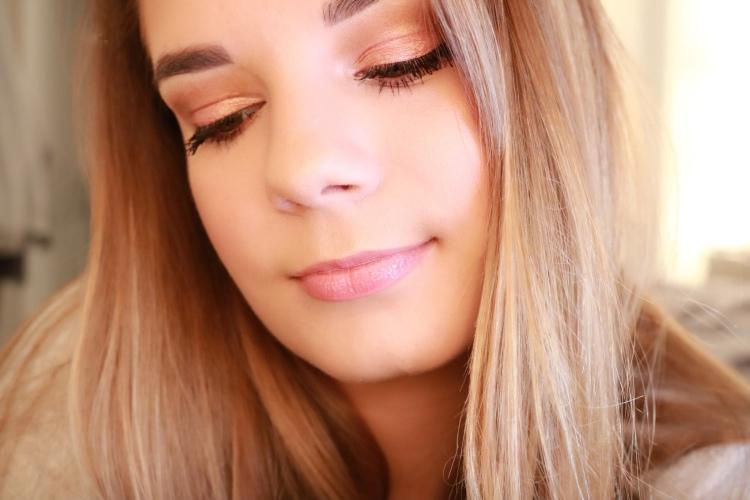 v-day makeup